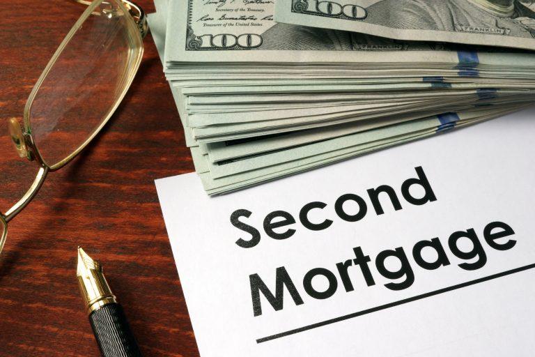 second mortgage ontario